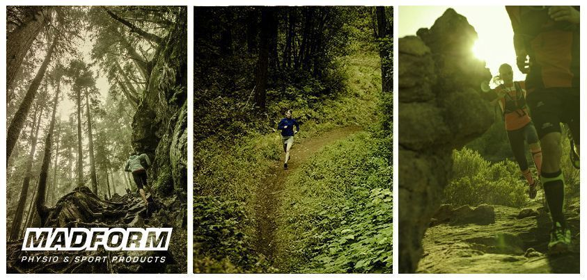 mad form trail running